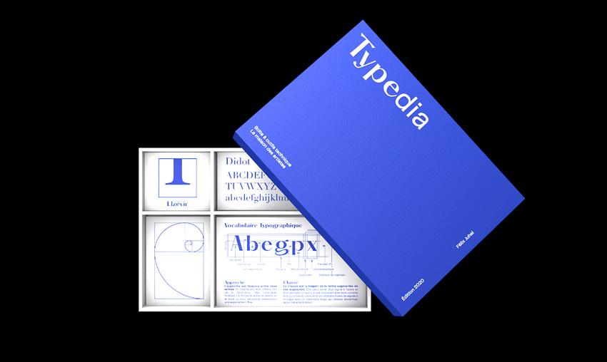 Concept de boîte Typedia 2